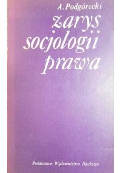 Zarys socjologii prawa