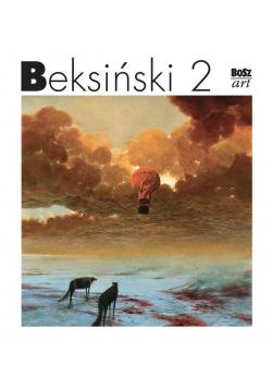 Beksiński 2. Miniatura w.2019