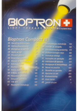 Bioptron Light Therapy Systems