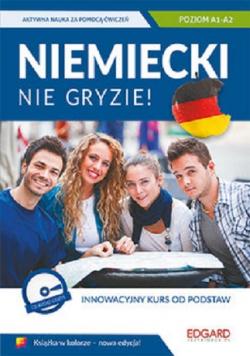 Niemiecki nie gryzie + Płyta CD