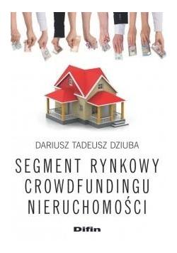 Segment rynkowy crowdfundingu nieruchomości