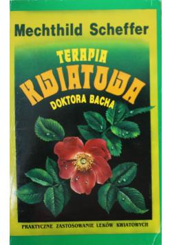 Terapia kwiatowa doktora Bacha