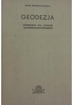 Geodezja Podręcznik dla studiów inżynieryjno budowlanych