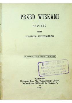 Przed wiekami 1914 r.