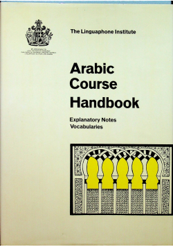 Arabic Course Handbook