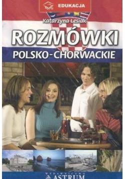 Rozmówki polsko chorwackie + płyta CD Nowa