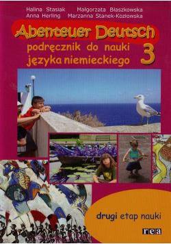 Abenteuer Deutsch 3 Podręcznik