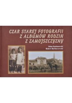 Czar starej fotografii z albumów rodzin z Zamojszczyzny