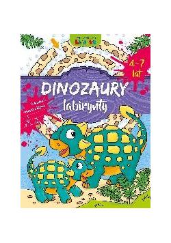 Dinozaury - Labirynty