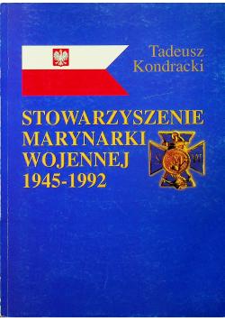 Stowarzyszenie Marynarki Wojennej 1945-1992