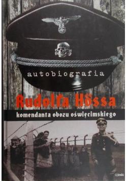 Autobiografia Rudolfa Hossa