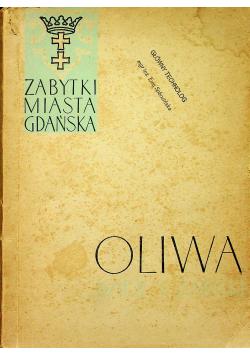 Mamuszka Oliwa Dzieje i zabytki