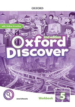 Oxford Discover 2E 5 WB + online practice