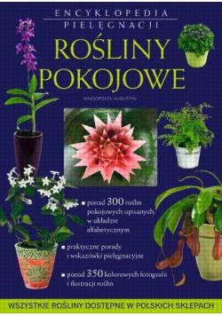 Rośliny pokojowe Encyklopedia pielęgnacji
