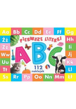 ABC Pierwsze literki