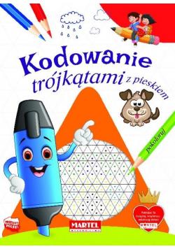 Kodowanie trójkątami z pieskiem