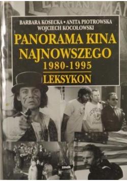 Panorama kina najnowszego 1980 1995 Leksykon
