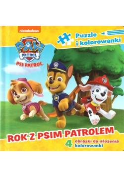 Psi Patrol. Rok z Psim Patrolem