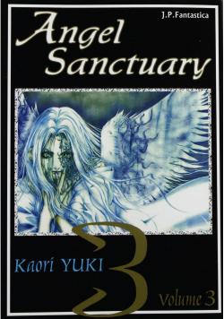 Angel Sanctuary Volume 3