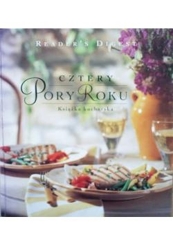 Cztery pory roku Książka kucharska