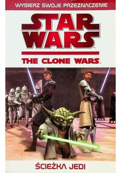 Gwiezdne Wojny Wojny Klonów Ścieżka Jedi
