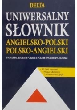 Uniwersalny słownik angielsko - polski polsko - angielski