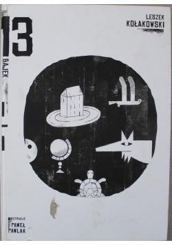 13 bajek z królestwa Lailonii dla dużych i małych