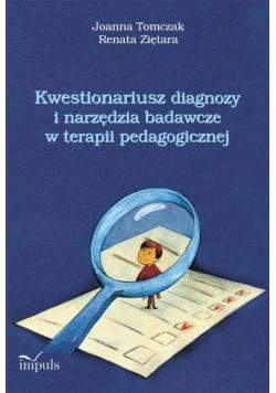 Kwestionariusz diagnozy i narzędzia...