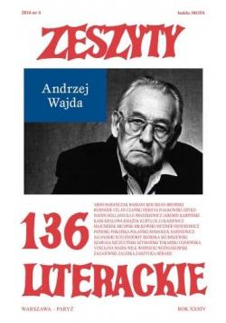 Zeszyty literackie 136 4/2016