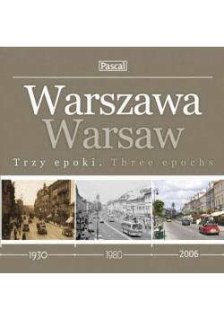 Warszawa trzy epoki