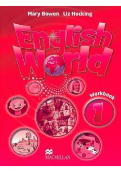 English World 1 WB MACMILLAN