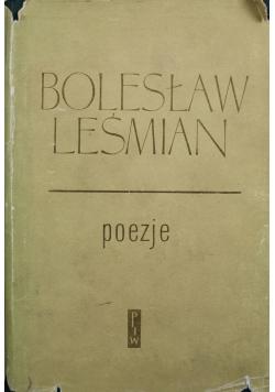 Leśmian Poezje
