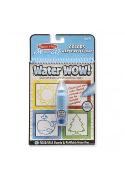 Water Wow! - Kolory i kształty