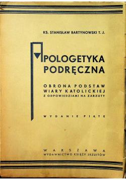 Pologetyka podręczna 1939 r