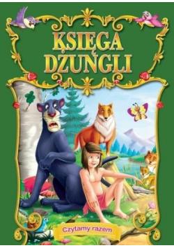 Czytamy razem. Księga dżungli