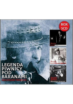 Legenda Piwnicy Pod Baranami (3CD)