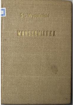 Warszawianka 1918r
