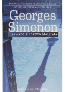 Pierwsze śledztwo Maigreta