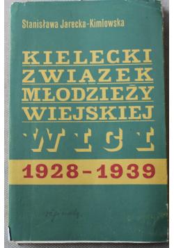 Kielecki związek młodzieży wiejskiej 1928-1939