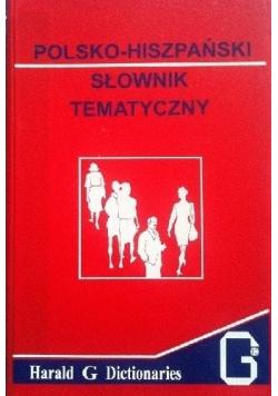 Polsko hiszpański słownik tematyczny