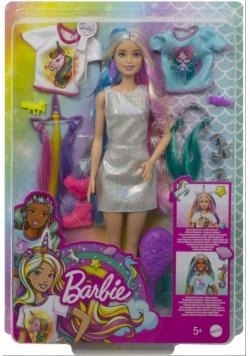 Barbie Lalka Baśniowa fryzura