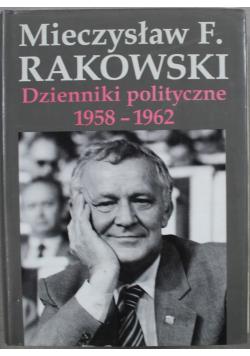 Dzienniki polityczne 1958 1962