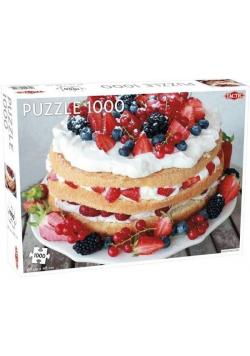 Puzzle 1000 Around the World Midsommar Cake