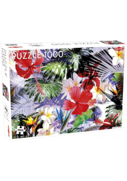 Puzzle 1000 Tropical Florals Lover's Special