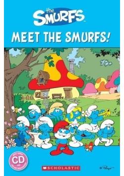 Meet the Smurfs! Reader Starter Level + CD