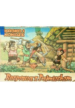Kajko i Kokosz Rozprawa z Dajmiechem