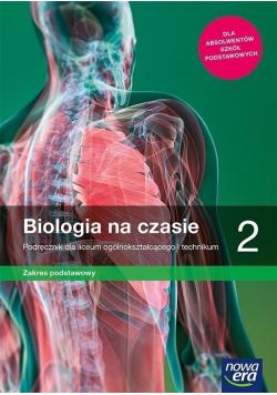 Biologia  Na czasie podręcznik 2 Zakres podstawowy