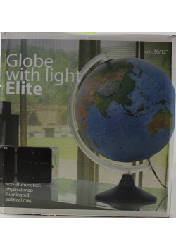 Elite Globus podświetlany fizyczny