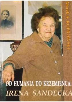Od Humania do Krzemieńca Irena Sandecka