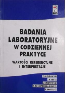 Badania laboratoryjne w codziennej praktyce